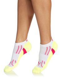 PUMA - White Ankle Socks/3-pack - Lyst