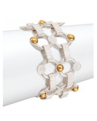 Stephanie Kantis | Metallic Chantilly Bracelet | Lyst