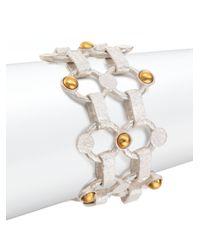 Stephanie Kantis - Metallic Chantilly Bracelet - Lyst
