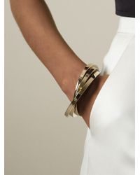 DSquared² Metallic Multiple Bangles