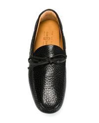 Car Shoe - Black Classic Loafers for Men - Lyst