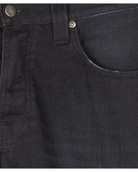 Nudie Jeans Dark Blue Steady Eddie Black Note L30 for men