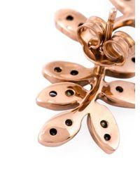 Ca&Lou | Metallic 'anne' Earrings | Lyst