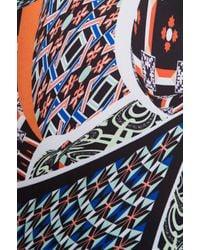 Clover Canyon - Multicolor Cuban Tile Top in Black - Lyst