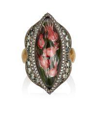 Sevan Biçakci | Metallic Theodora Ring | Lyst
