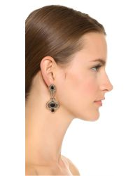 Samantha Wills - Metallic The Villa Grand Earrings - Antique Gold Multi - Lyst