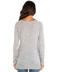 Duffy Gray Sweater