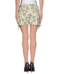Penn-Rich Yellow Shorts