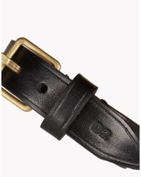 DSquared² | Black Simple Man Armlet for Men | Lyst