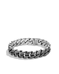 David Yurman - Metallic Curb Chain Bracelet for Men - Lyst