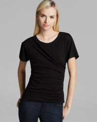 Theory Black Tee Tact Extremis