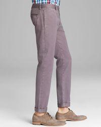 Jack Spade - Purple Dixon Slim Chino Pants for Men - Lyst