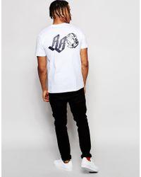 Billionaire Boys Club - Ice Cream | White T-shirt With Helmet Print for Men | Lyst