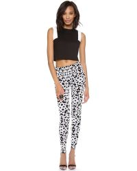 Torn By Ronny Kobo - White Andy Knit Pants - Lyst