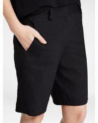 DKNY Black Pure Walk Short
