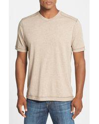 Tommy Bahama Natural Denim 'cohen' Island Modern Fit T-shirt for men