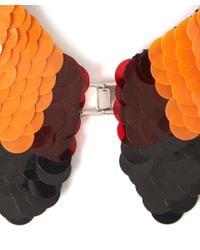 Marni Multicolor Assorted Sequin Collar Necklace
