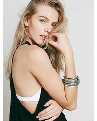 Free People | Metallic Womens Best Of The Best Bangles | Lyst