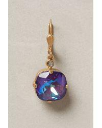 Anthropologie | Purple Catamarca Earrings | Lyst