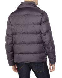 Marc New York - Gray Dumbo Down Puffer Coat for Men - Lyst