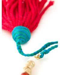 Aurelie Bidermann - Blue 'Sioux Soft' Bracelet - Lyst