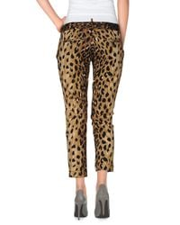 DSquared² - Multicolor 3/4-length Trousers - Lyst
