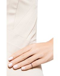 AS29 - Multicolor Lana Round Pinky Ring - Lyst