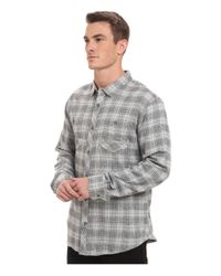 Reef | Gray Cold Dip 6 Shirt for Men | Lyst