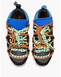 DSquared² | Black Bungy Jump Sneakers | Lyst