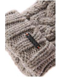 BOSS Orange | Gray Gloves: 'gosanne 1' In Knitwear | Lyst