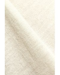 Joseph Natural Wool And Cashmere-blend Sweater