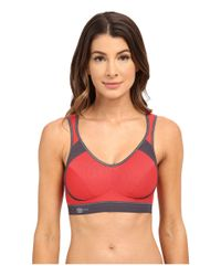 Anita Red Extreme Control Soft Cup Sports Bra 5527