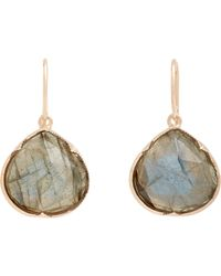 Irene Neuwirth | Metallic Teardrop Earrings | Lyst