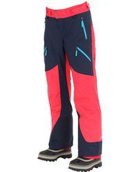Peak Performance - Blue Heli Gravity 2l Insulated Ski Pants - Lyst