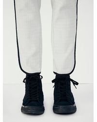 Free People - Black Converse Womens Elevated Woven Chucks - Lyst