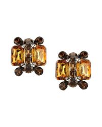 DSquared² - Multicolor Earrings - Lyst