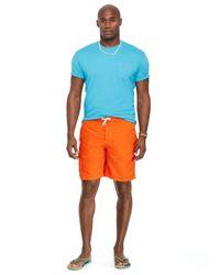 Polo Ralph Lauren - Orange Big And Tall Kailua Swim Trunk for Men - Lyst