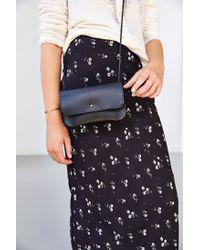 Erin Templeton - Black Straight + Narrow Mini Crossbody Bag - Lyst