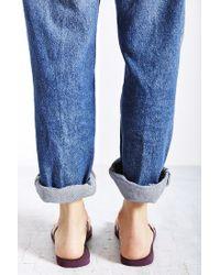 Havaianas | Purple Slim Thong Sandal | Lyst