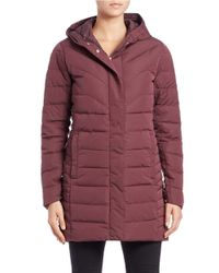 Helly Hansen | Red Saga Down Parka | Lyst