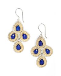 Anna Beck Metallic 'gili' Chandelier Earrings