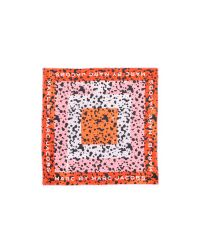 Marc By Marc Jacobs | Multicolor Concentric Square Scarf - Safari Multi | Lyst