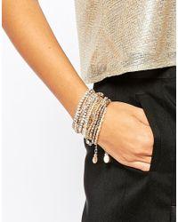 ALDO Metallic Tunisia Bracelet Multipack