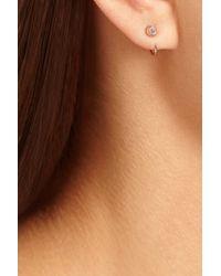 Melissa Joy Manning | Red 14-Karat Rose Gold Ruby Earrings | Lyst