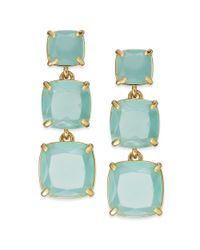 kate spade new york Blue Earrings