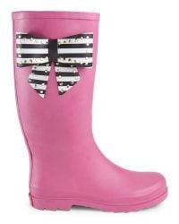 Betsey Johnson - Pink Fuschia Stormm Boots - Lyst