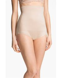 Wacoal | Natural 'sensational Smoothing' High Waist Shaping Briefs | Lyst