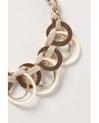 Anthropologie - Natural Rondure Necklace - Lyst
