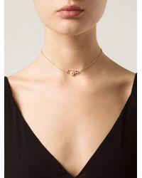 Vivienne Westwood - Metallic 'Jordan' Necklace - Lyst