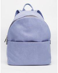 Matt & Nat - Blue Backpack - Lyst